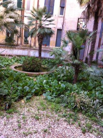 Colazione Al Vaticano: The Garden