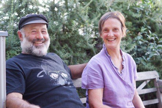 Kensington B&B: Your hosts Peter and Robena