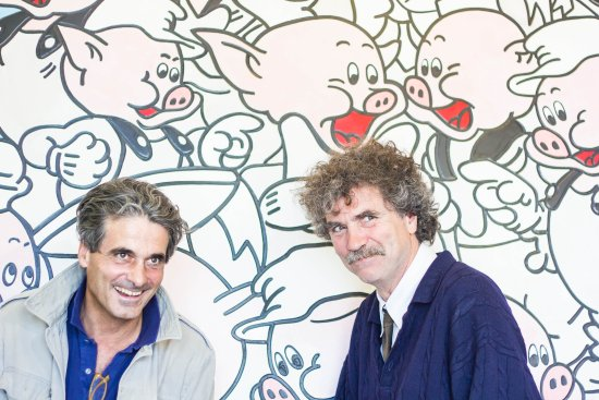 Art Gallery Studio Iguarnieri: We the artist