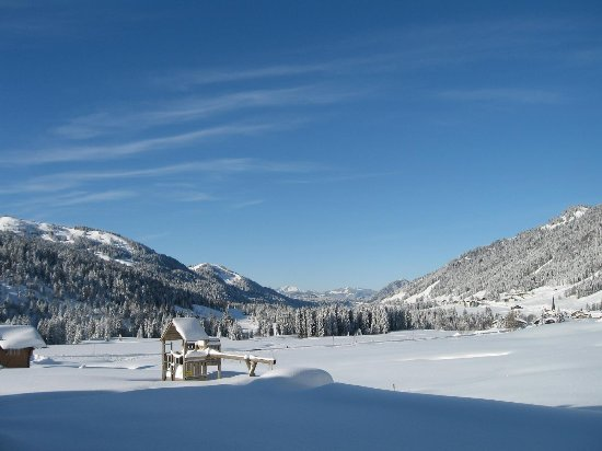 Balderschwang, Deutschland: Winterzeit