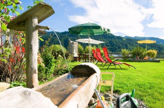 Haus Alpenrösle: Der Schöne Garten