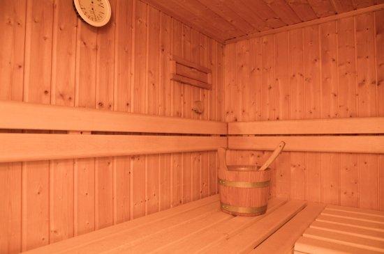 Balderschwang, Alemania: Die Sauna