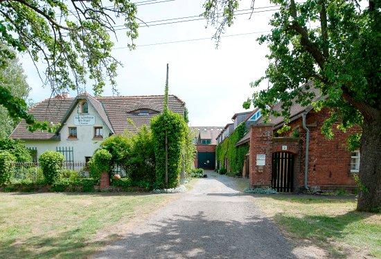 Das Lehmhaus am Anger: Herzlich Willkommen bei uns (Foto: D.Müller/Leipzig)