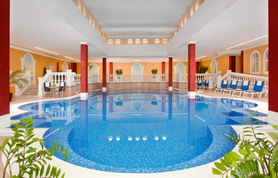MARC AUREL Spa & Golf Resort: Thermalwasserpool