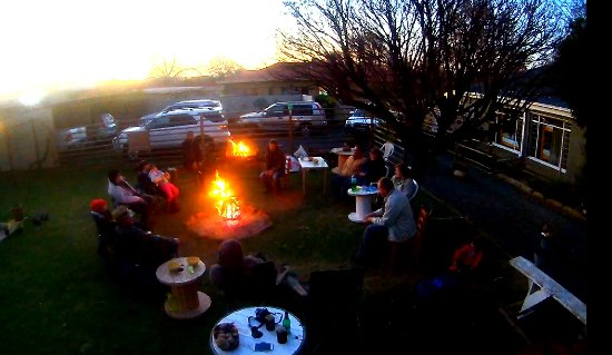 Platberg Harrismith Backpackers Foto