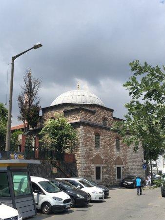 Uc Mihrapli Cami