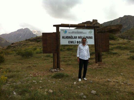 Camardi, Turquía: Aladağlar milli parkı