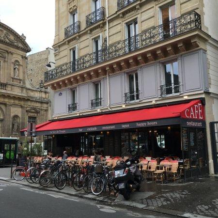 Restaurant Le Cafe De La Tour Du Temple