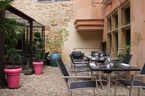 La Tour Rose, hôtels à Lyon