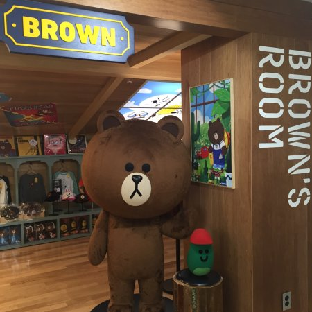 LINE Friends Flagship Store Myeongdong Station