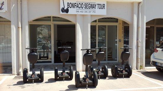 Bonifacio Segway