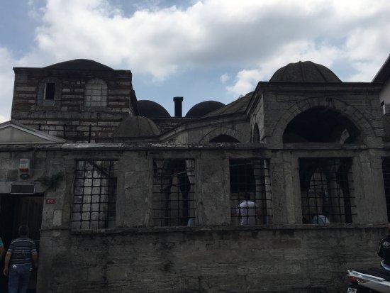 Mezquita de Rüstem Paşa: Rüstem Paşa Camii