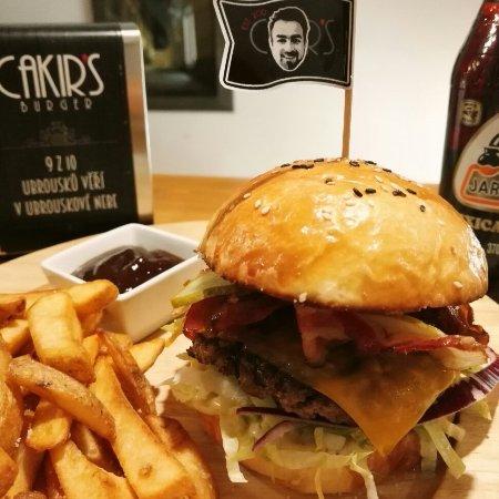 Sumperk, República Checa: Cakir's burger