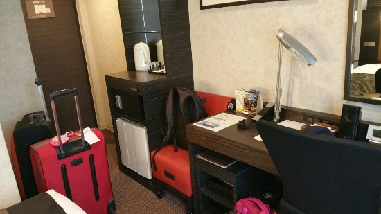 Hotel MyStays Hamamatsucho: 20160619_145220_large.jpg