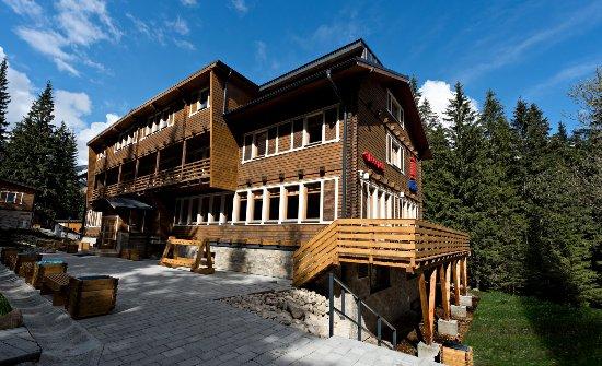 Eko-sport hotel Bjornson