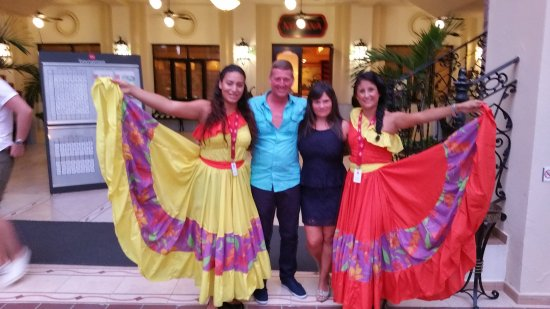 Hotel Riu Vallarta : mexican night