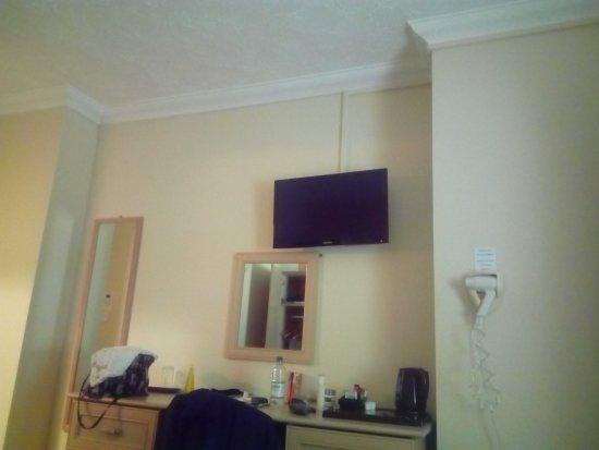 Churchill, UK: Our room