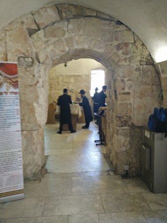 Meir Todress Guiding - Jerusalem  Walking Tours: King David's Tomb