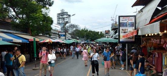 Market Street - รูปถ่ายของ ตลาดนัดจตุจักร, กรุงเทพมหานคร (กทม ...