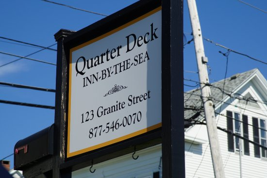 The Quarterdeck Inn by the Sea 사진