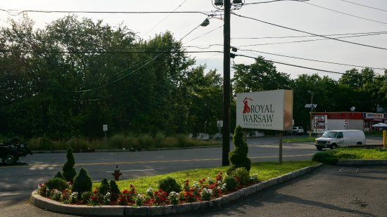 Royal Warsaw, 871 River Dr, Elmwood Park, NJ 07407, Stany Zjednoczone