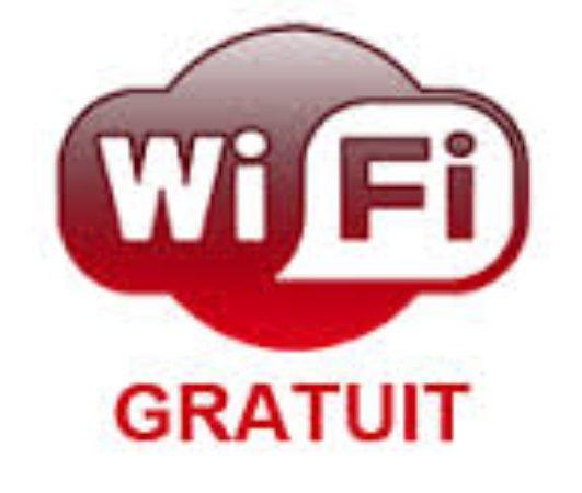 Hotel Le Cordon Bleu: wifi gratuit