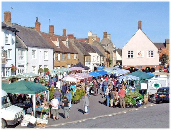 ‪Deddington Farmers' Market‬