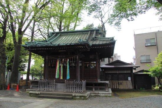 Kami Meguro Tenso Shrine