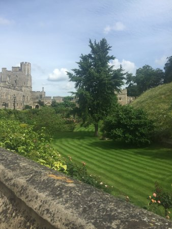 Castillo de Windsor: Just superb! Was honoured to visit such a place!
