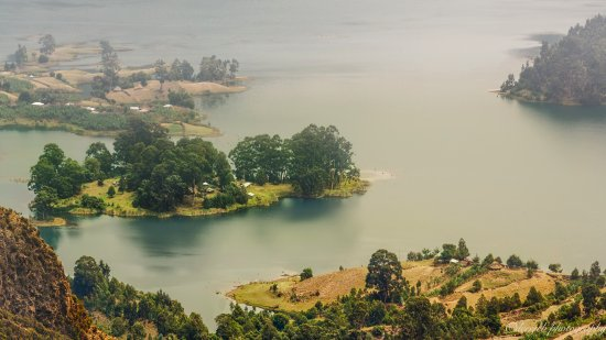 Ambo, Ethiopia: Wench Crater Lake