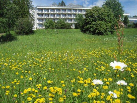 Hotel Morava Tatranska Lomnica