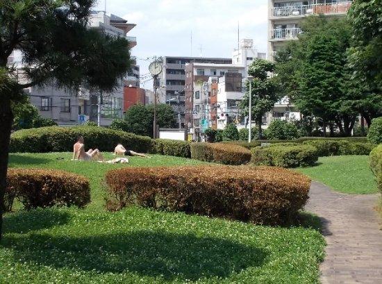 Seseragi no Sato Park