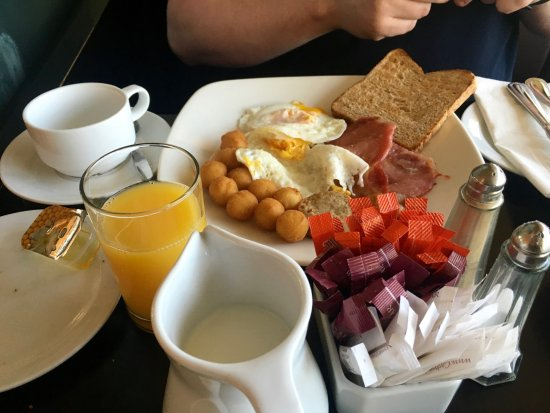 Cloghran, Irlanda: Full Irish Breakfast
