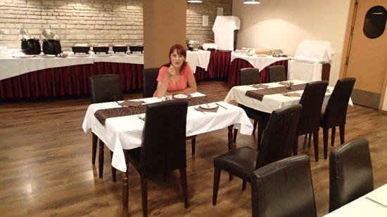 CE Quelle Hotel : dinner