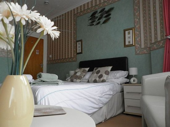 Harbour Lodge Guest House: Our Premier room