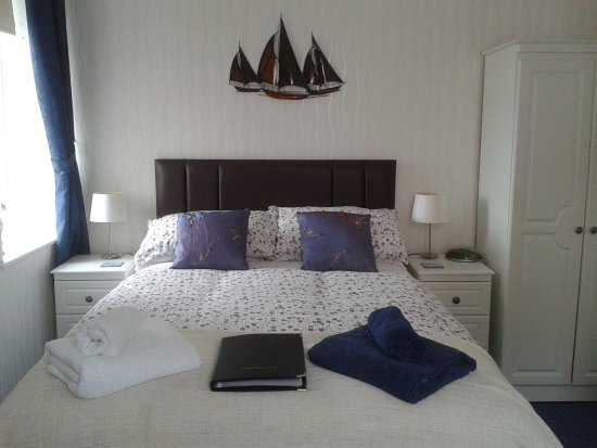 Harbour Lodge Guest House: Double room