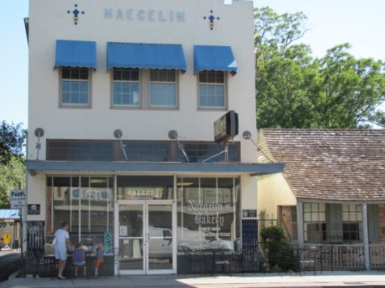oldest german bakery in texas naegelins bakery picture of new