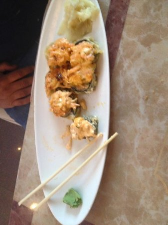 Vienna, Virginia Occidental: dynomite sushi
