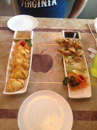 Vienna, Virginia Occidentale: appetizers