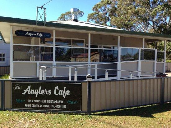 Lake Conjola, Австралия: Anglers Cafe