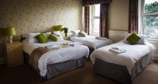 Royal Station Hotel: Bedroom