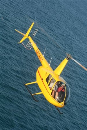 Palm Beach Helicopters: Robinson R44