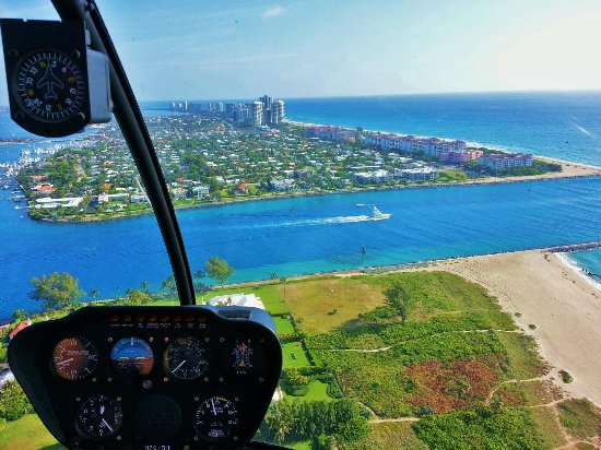 Palm Beach Helicopters: Inlet