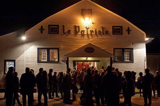 Théâtre Le Patriote: Une soirée au Patriote...