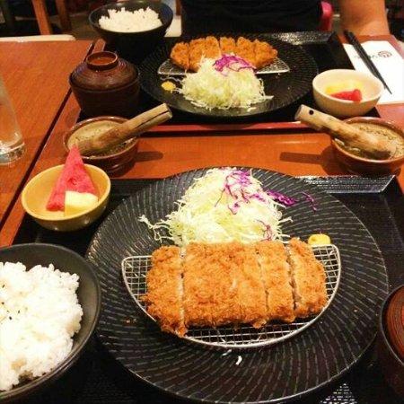 Yabu House of Katsu : katsu