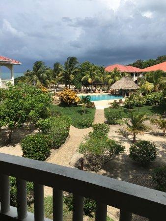 Los Porticos Villas : View from our balcony