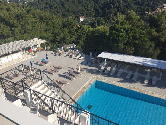 Great time at the skiathos blu picture of skiathos blu for Skiathos hotel
