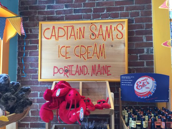 Captain Sam's: Hole-in-the-Wall GEM !
