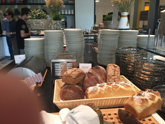 andel's by Vienna House Berlin: If you love bread :)