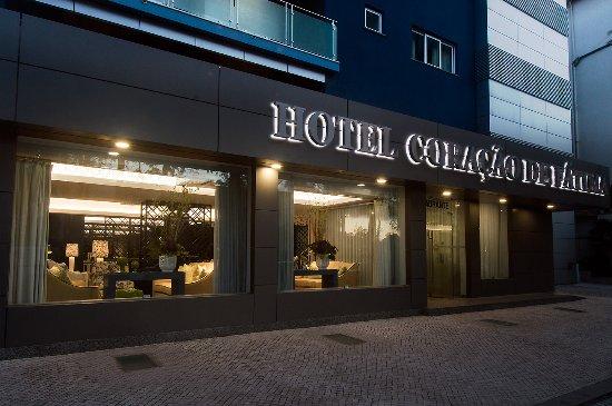 Hotel Coracao De Fatima: Fachada (Front)